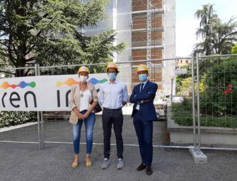 Iren Smart Solutions al lavoro su cinque edifici di via Lumumba a Reggio per dimezzarne il fabbisogno energetico