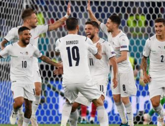 Super Italia: 3 a 0 nel debutto con la Turchia
