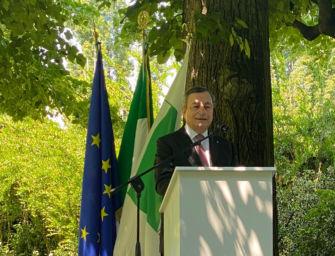 """Fiorini (Lega): """"La visita del premier Draghi a Fiorano è un segnale importante per il distretto ceramico"""""""
