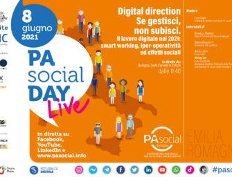 Martedì 8 giugno torna il PA Social Day: anche l'Emilia-Romagna protagonista