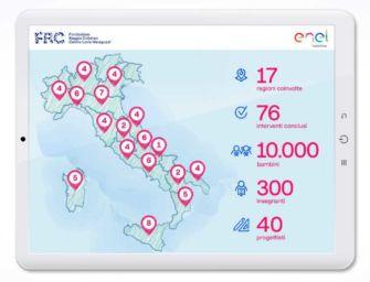 Enel Cuore e Fondazione Reggio Children, insieme per nuovi spazi di apprendimento