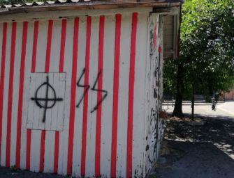 Reggio. Vandalizzata la baracca di Piero a San Pellegrino, il sindaco: atto vergognoso. Era un partigiano