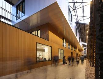 Area ex Reggiane, Silk-Faw apre nuova sede e laboratori di ricerca nel Parco Innovazione di Reggio