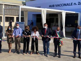 Al via le vaccinazioni anti-Covid nei tre hub interaziendali di Confindustria in Emilia