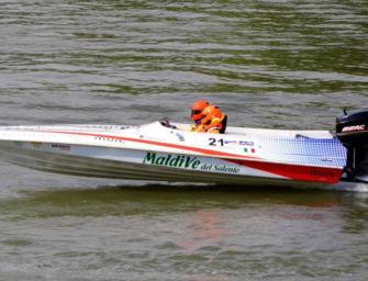 Il team Rana's conquista il terzo posto al 69° Raid motonautico Pavia-Venezia nella categoria diporto 4:1