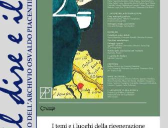 """Il 2 luglio alla Polveriera di Reggio la presentazione del nuovo numero della rivista """"Tra il dire e il fare"""""""