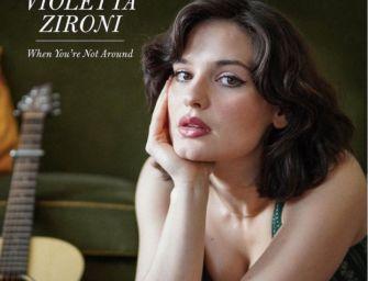 """Nuovo singolo per Violetta Zironi: online su tutte le piattaforme """"When You're Not Around"""""""
