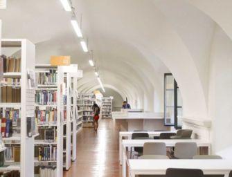 Reggio. Nuovo orario estivo per la biblioteca Panizzi