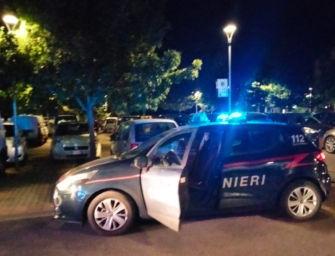 Correggio. Sale su un'impalcatura alta 12 metri per buttarsi: 29enne salvato dai carabinieri