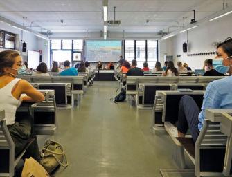 Dal 4 ottobre all'università di Bologna le lezioni in presenza tornano alla capienza pre-pandemia