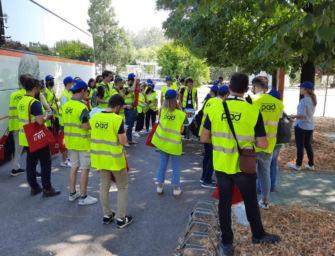 GW 2021, studenti in visita al Pad di Iren a Reggio