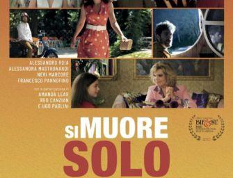 """""""Si muore solo da vivi"""", al cinema estivo il film girato a Guastalla"""