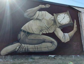 Ferrara, murale per le vittime del 2 agosto