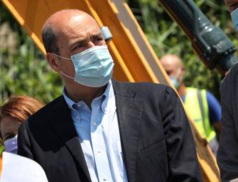 Il 15 luglio Zingaretti a Correggio per parlare di vaccini e transizione ecologica
