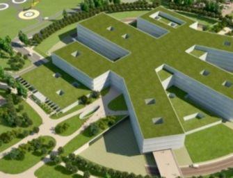 Come sarà il nuovo ospedale di Piacenza