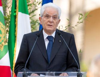 Parma, laurea honoris a Mattarella