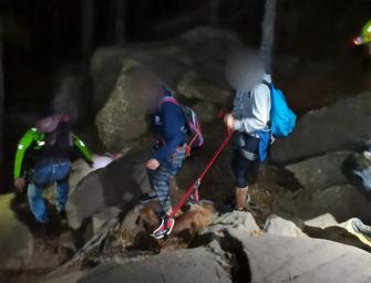 Corniglio. Sorprese dal buio dopo una passeggiata al lago Gemini, due ragazze salvate dal Soccorso Alpino