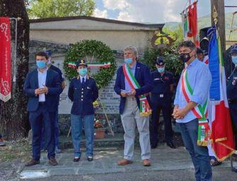Villa Minozzo ricorda le vittime del rastrellamento nazista dell'agosto del '44