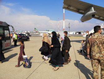 Altri 100 afghani in fuga ospitati nel Modenese