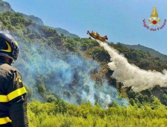 In Emilia-Romagna prorogato fino al 29 agosto lo stato di grave pericolosità per il rischio di incendi boschivi