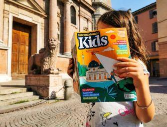 A Reggio Emilia tutto pronto per la 3 giorni internazionale di Kids