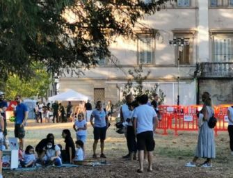 """""""Villa Levi, festival nel parco"""", oltre 2mila persone alla 3 giorni"""