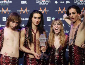 5 le città in lizza, il Mei con Bologna e Rimini per Eurovision dei Maneskin