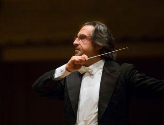 Il primo settembre il maestro Riccardo Muti a Imola con l'Orchestra Cherubini