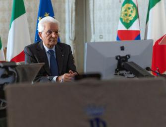 """Mattarella apre il Meeting di CL a Rimini: """"Vaccinarsi è un dovere"""""""