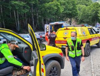 Accusa un malore al lago Scaffaiolo, escursionista portata in salvo da Soccorso alpino e 118