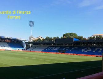 """Calcio, revocato il sequestro delle tribune dello stadio """"Mazza"""" di Ferrara"""