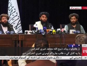 """Più Europa Reggio: """"Attenzione alla taqiyya del governo talebano, l'Europa non deve riconoscerlo"""""""