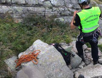 A Corniglio giornata impegnativa per il Soccorso alpino: portati in salvo 4 escursionisti in difficoltà