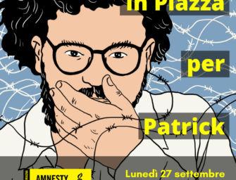 Il 27 settembre Bologna torna in piazza con Amnesty per chiedere la liberazione di Patrick Zaki