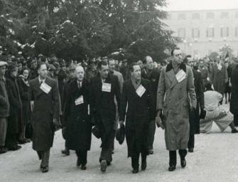 Reggio l'8 settembre del '43, la difficile scelta della libertà