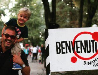 Al Parco del Popolo di Reggio Emilia sono i giorni del Dinamico Festival (obbligo mascherina)