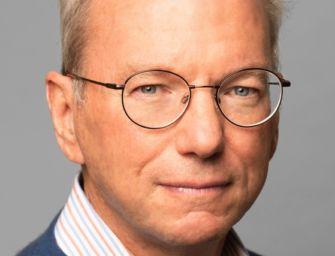 Dall'Università di Bologna una laurea ad honorem all'ex Ceo di Google Eric Schmidt