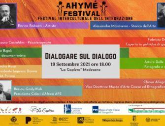 Ahymé, è live il Festival per l'Integrazione
