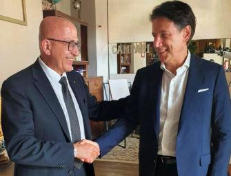 Il 10 settembre Giuseppe Conte in tour per il M5S nei comuni emiliani al voto