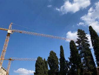 Emilia, ripresa delle costruzioni (+11,9%)