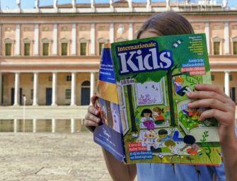A Reggio parte la 3 giorni del Festival Kids