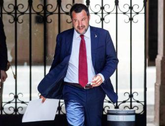 Il 20 settembre Salvini a Bologna per la campagna elettorale