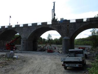 Dal 10 settembre riapre al transito il ponte Samone sul fiume Panaro
