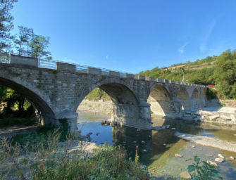 Riaperto al transito il ponte Samone sul fiume Panaro tra Pavullo e Guiglia
