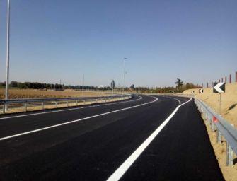 Inaugurata la tangenziale sud di Formigine, dirottato il traffico pesante