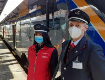 In Emilia-Romagna nel primo giorno di scuola 30.000 passeggeri sui regionali di Trenitalia Tper