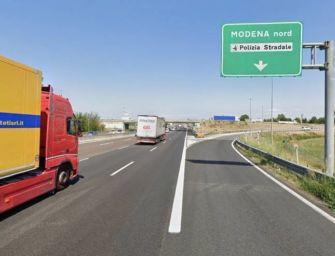 """Quarta corsia dell'A1 tra Modena e Piacenza, Corsini: """"È fondamentale per alleggerire il traffico e sostenere la ripresa"""""""