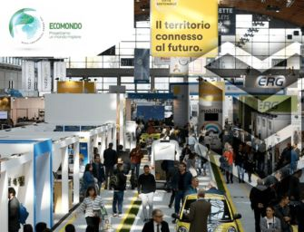 Green economy, la Regione a Ecomondo