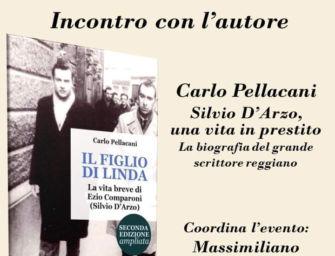 """Al Nuovo teatro San Prospero di Reggio """"Il figlio di Linda"""", il libro di Pellacani su Silvio d'Arzo"""