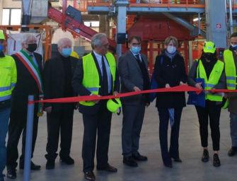 Nuovo impianto di I.Blu (Iren) a Udine